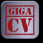 Application giga-cv pour iPhone et Ipad